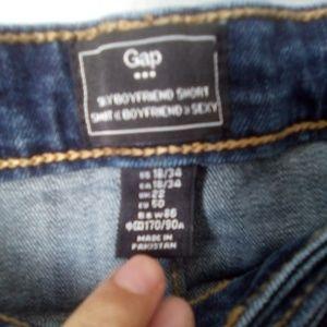 GAP Shorts - 4/$10 Gap Sexy Boyfriend Short ❤️